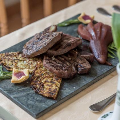 Tagliata di carne Ristorante Garden