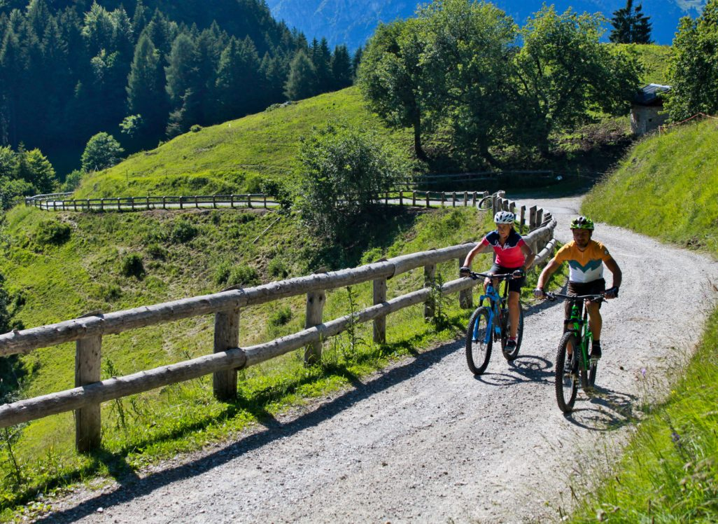 Mountainbike Valle di Ledro
