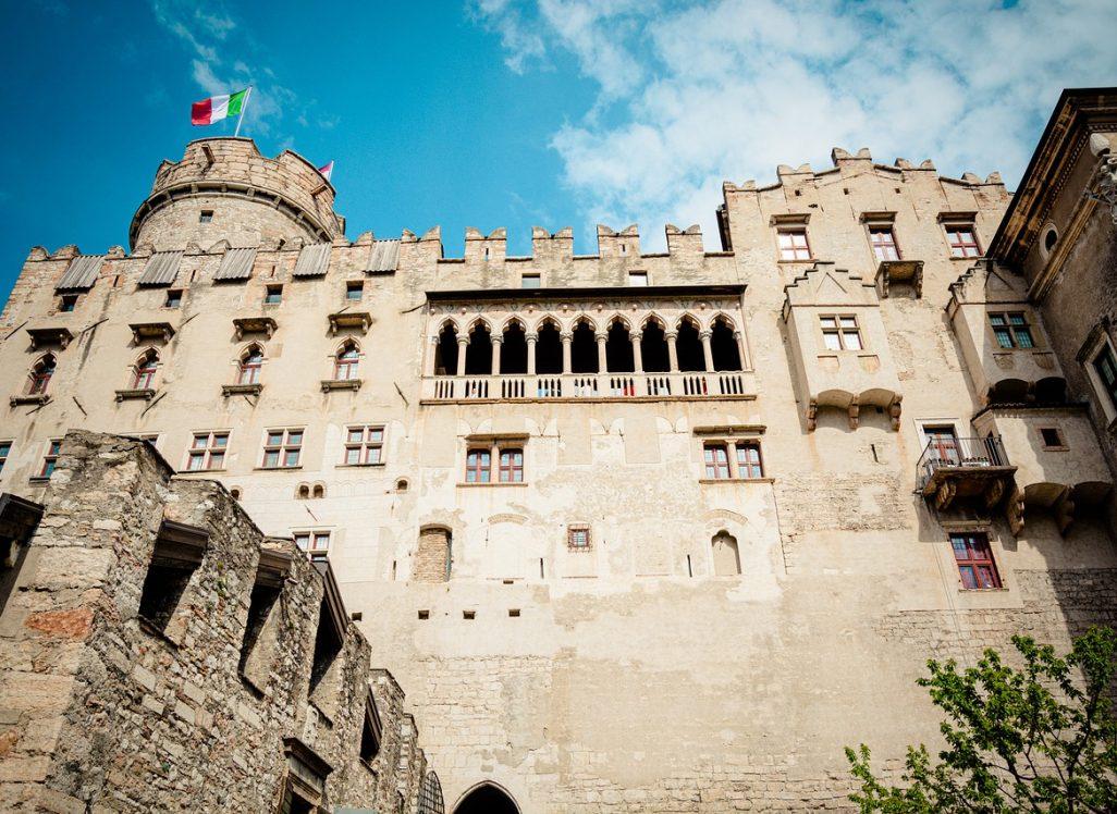 castello buonconsiglio trentino